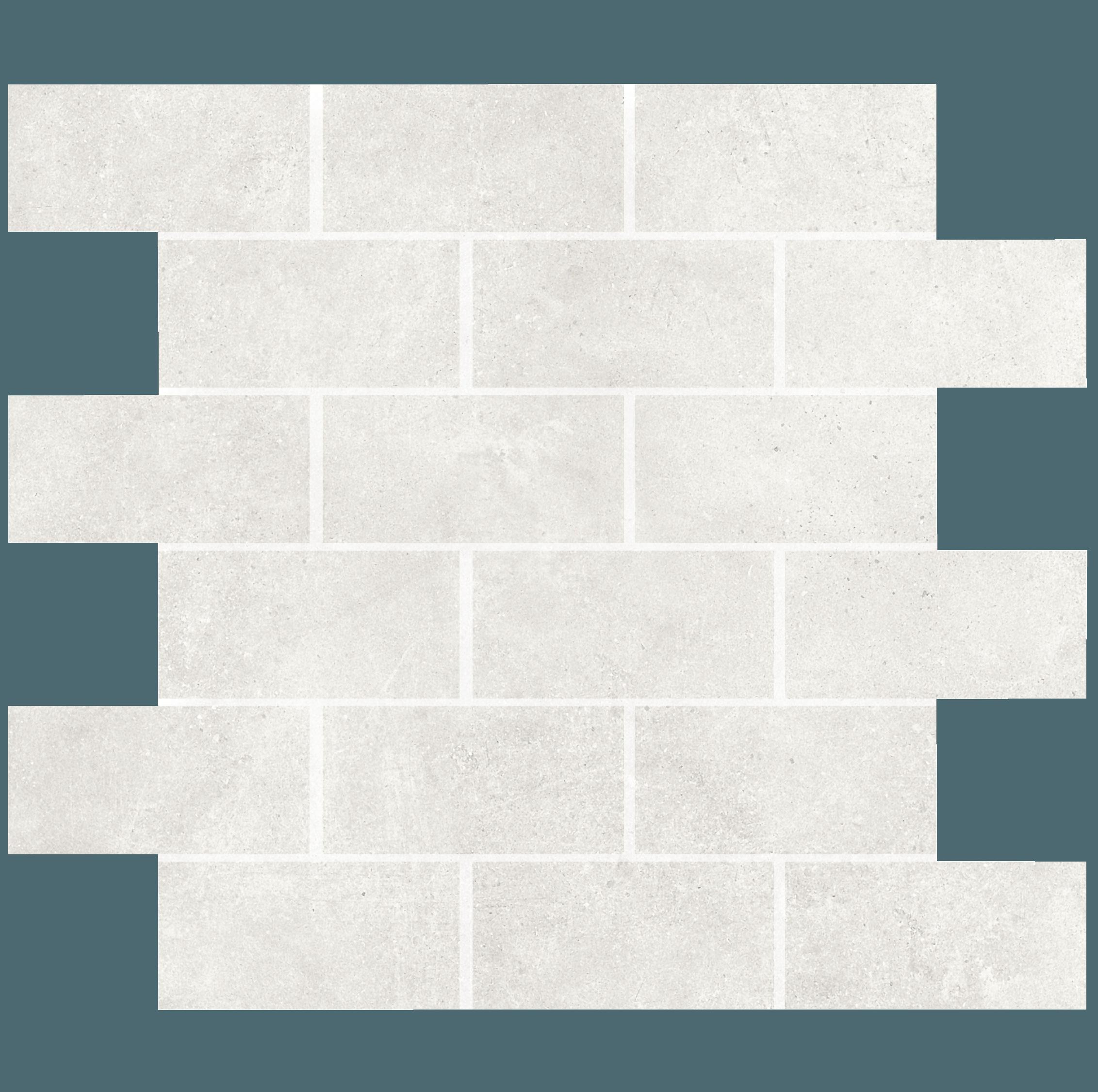 CAPETOWN 48 x 98 (29,8 x 29,8) weiß Image